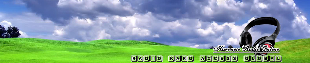 Radio Karo Access Global - Karonese Radio Online