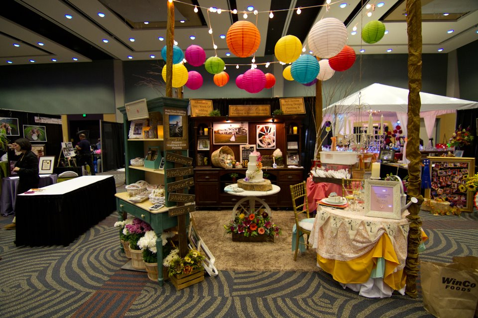 Wedding Planner Bridal Show Booth Ideas : Fall reno bridal expo liane mccombs wedding event