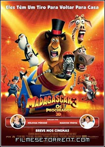 Madagascar Os procurados Torrent Dual Audio