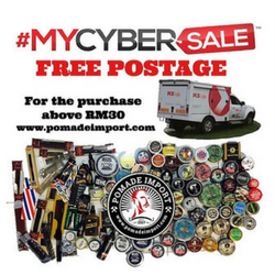Free Postage to buy a pomade at our official Shopee store