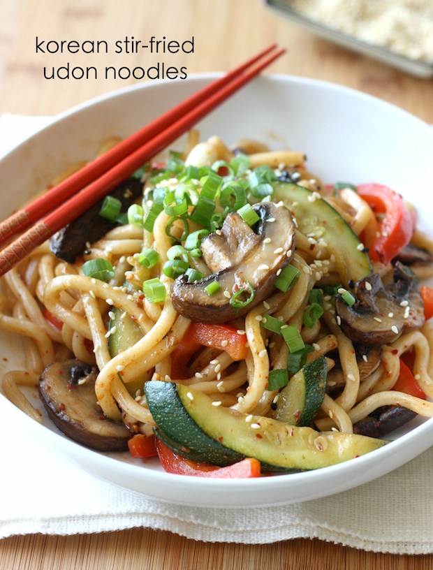 Miso Udon Noodle Soup with Spicy Korean Chili Dressing | Season with ...