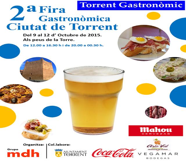 II Feria Gastronómica de Torrent