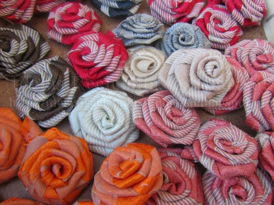 Flores Enroladas