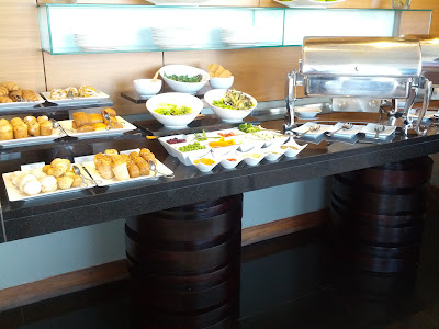 Executive Club Breakfast Buffet at the Westin Cape Town #3