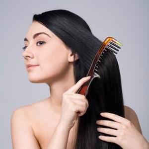 Menghitamkan Rambut Dengan Cara Alami