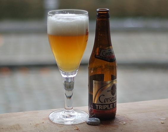 Бельгийское пиво Corsendonk triple 11.11.11