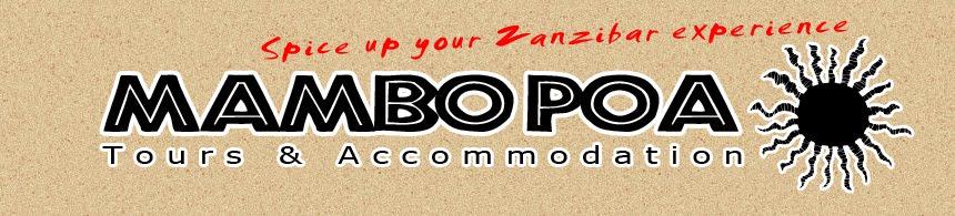 Mambo Poa Tours Zanzibar