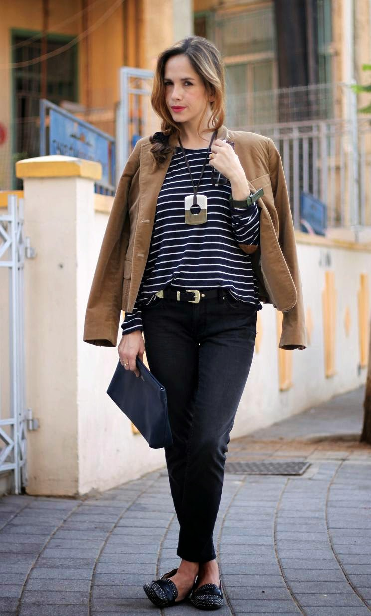 skinny jeans, rag&bone, basic clothes, blue-navy, effortless, fashion, fashion-blog, look, shopping card, Vouge, אופנה, בלוג אופנה