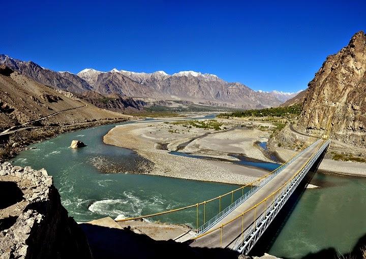 Gilgit–Baltistan,Pakistan: