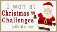gagnante chez christmas +sketch