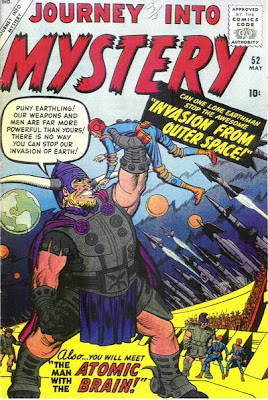 Journey into Mystery, Giant Space Vikings