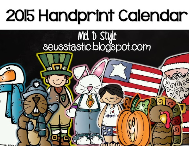 http://www.teacherspayteachers.com/Product/Handprint-Calendar-Gift-968614