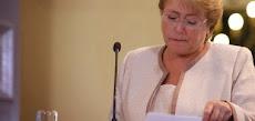 """CHILE: ENCUESTA CADEM: 71% NO CREE QUE BACHELET """"SE ENTERÓ POR LA PRENSA"""""""