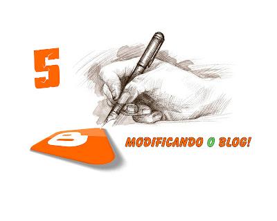 modificando o blog5, como modificar o blog