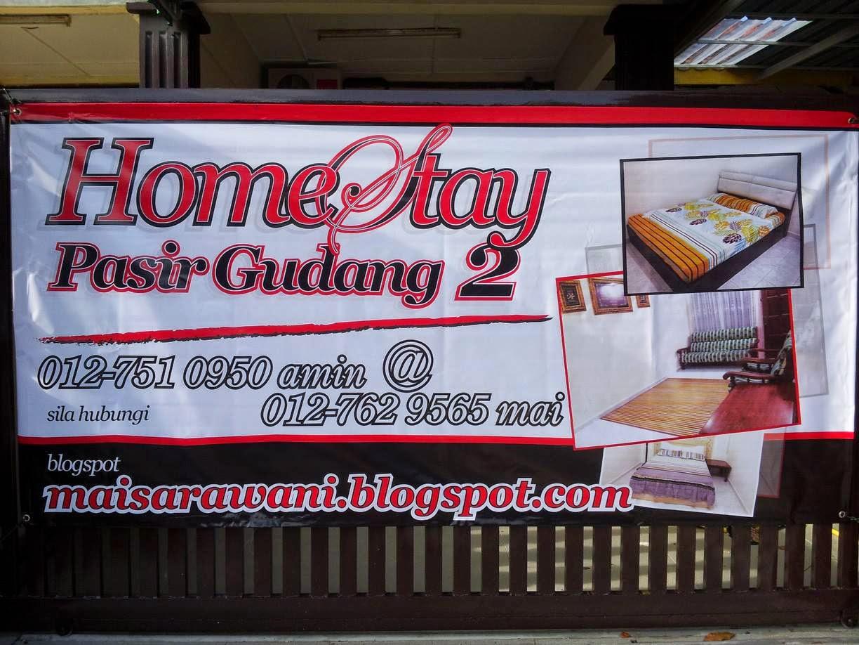 Homestay Pasir Gudang 2