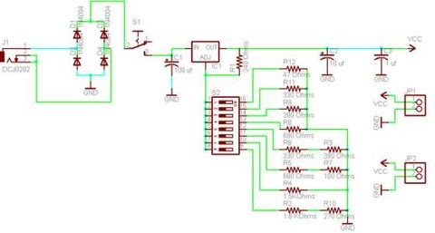 lm386 audio amplifier circuit instructables