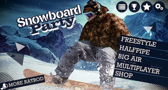 Snowboard-Party-android