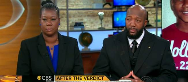 Trayvon Martin Family speaks out