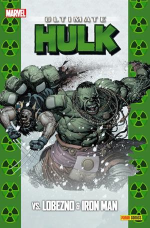 Hulk Vs. Lobezno & Iron Man