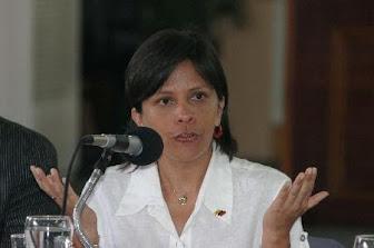 Sandra Oblitas: CNE discute si recolección del 20% será estadal o nacional