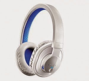 Philips Bluetooth Stereo Headset SHB7000/00 Over Ear Headphones at Rs.2640 at Snapdeal