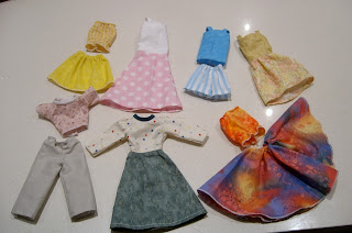 PAGES: BARBIE DOLL CLOTHES PATTERNS AND KNITTING PATTERNS FREE