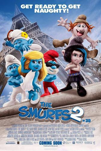 The Smurfs 2 (DVDRip Español Latino) (2013)