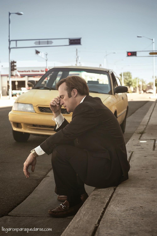 1x03 - Bob Odenkirk como Saul Goodman
