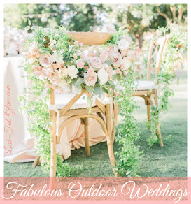 Fall head over heels in love with these fabulous Outdoor Weddings