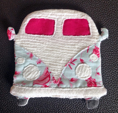 Volkswagon Campervan Coasters