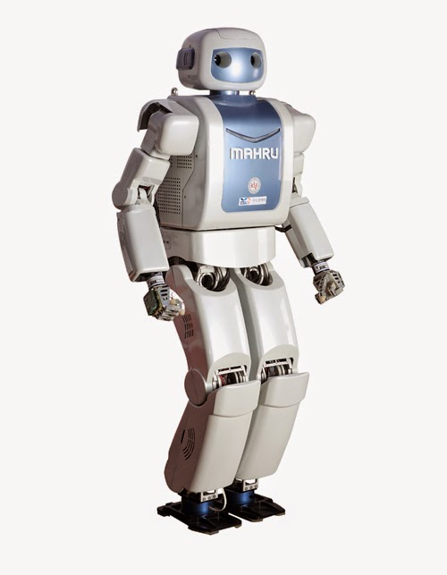 developing humanoid robot animations in motion capture Motion tracking is a vital component of developing in- telligent  of recent  approaches to human motion tracking in the context  puter animation research.