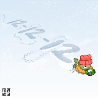 12-12-12 rozet souvenirs