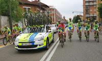 Citroën insoteste echipa de ciclism Tinkoff-Saxo in turul Frantei