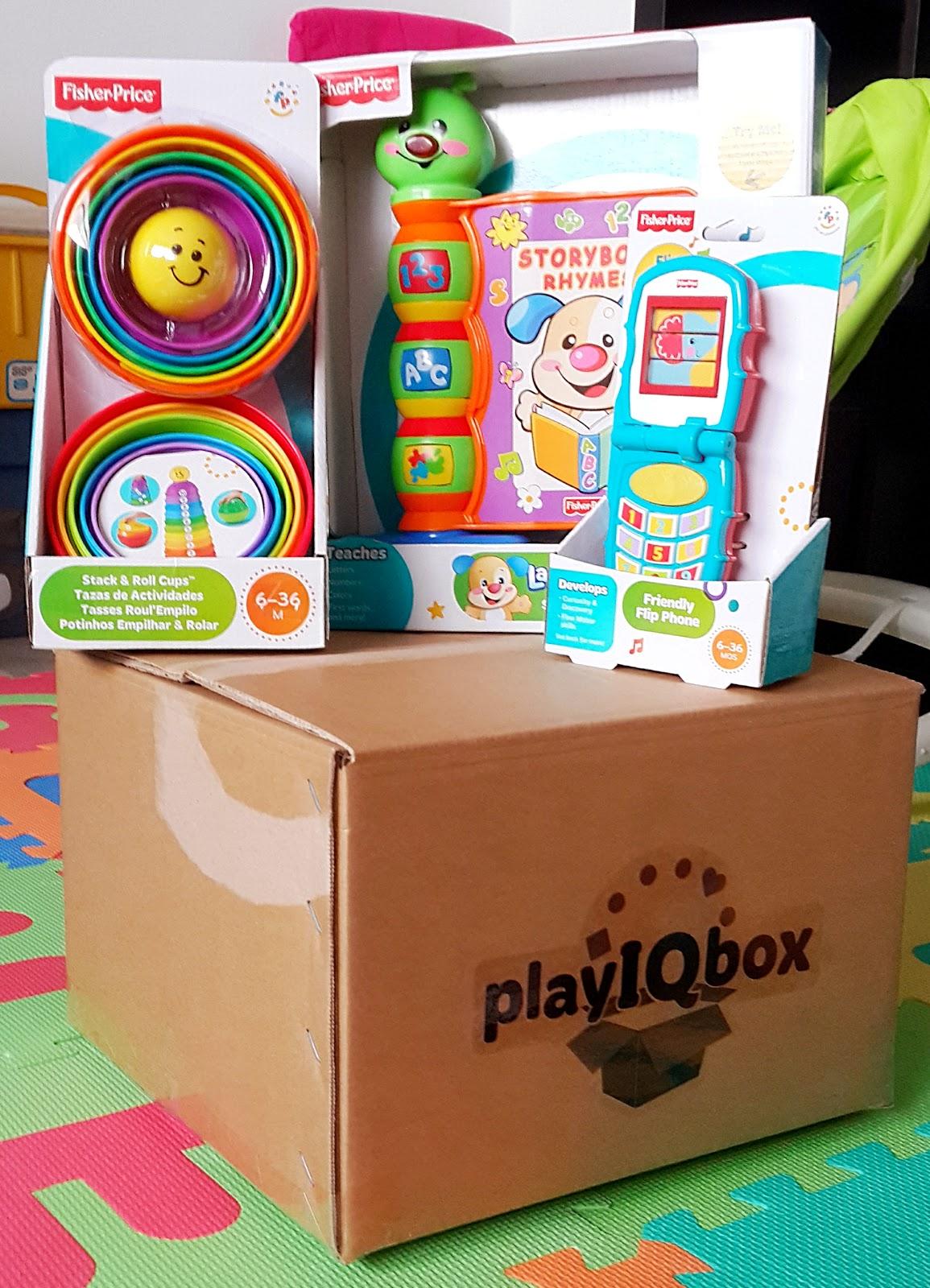 play IQ box