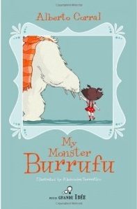 Whoopidooings: My Monster Burrufu by Alberto Corral - Book Review