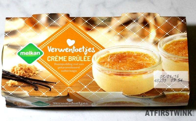 Melkan Verwentoetjes Crème Brûlée