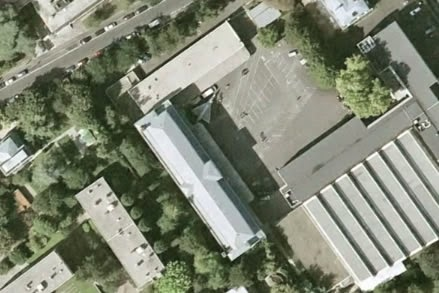 Unexplained Fighter Jet in Car Lot 5th unusual Google Earth discovery