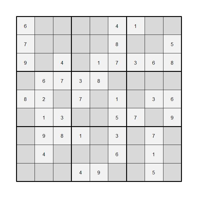 soduko puzzle solver