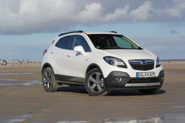 actualit automobile la nouvelle opel mokka. Black Bedroom Furniture Sets. Home Design Ideas