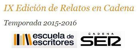 AMANTES: FINALISTA ANUAL RELATOS EN CADENA 2015-16