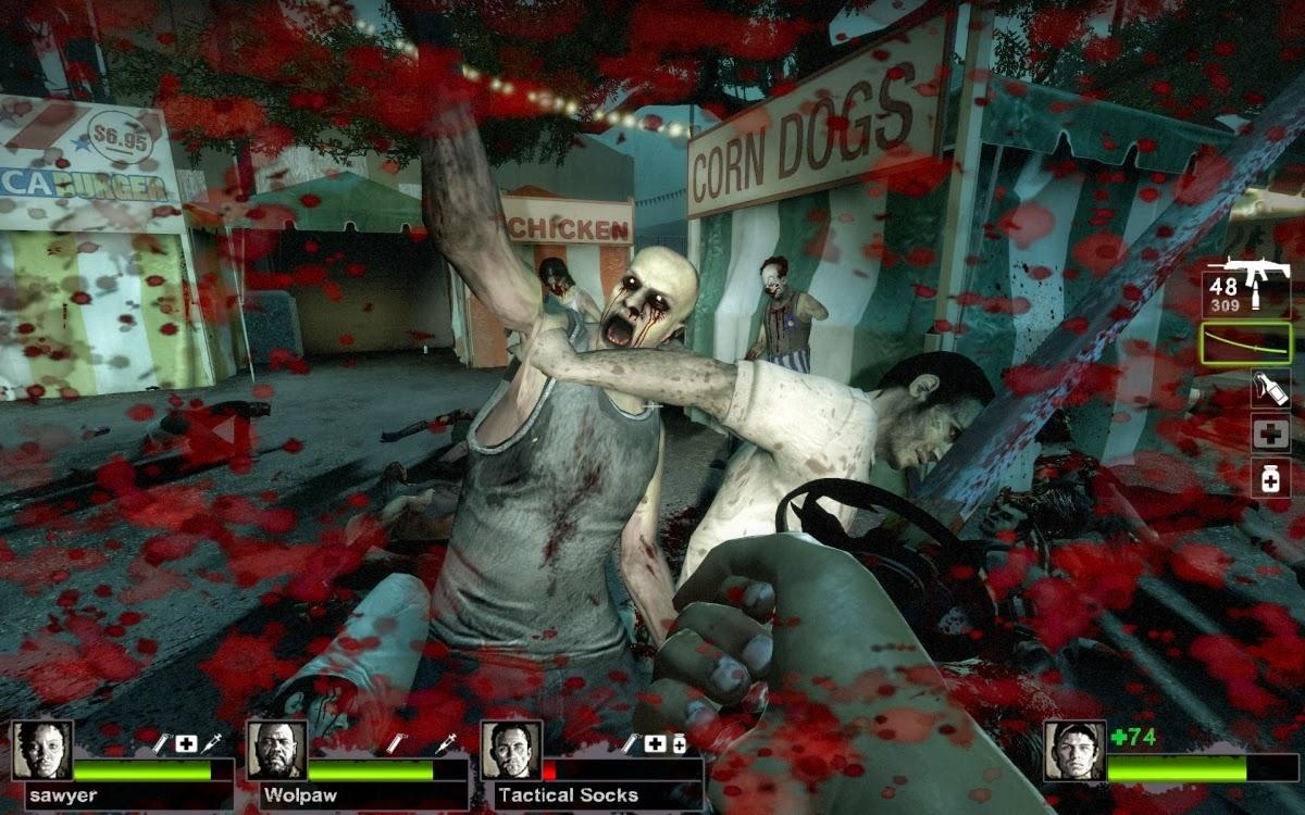 Left 4 Dead 2 NonSteam , Update Patch Download PMD007