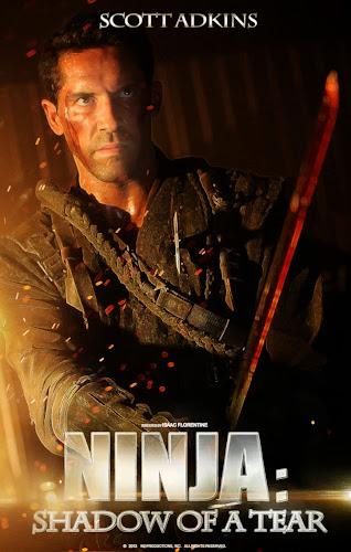 Ninja Shadow of a Tear (HDRip Inglés Subtitulada) (2013)