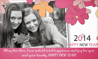 Filled With Happiness Animated Happy New Year Greeting Cards