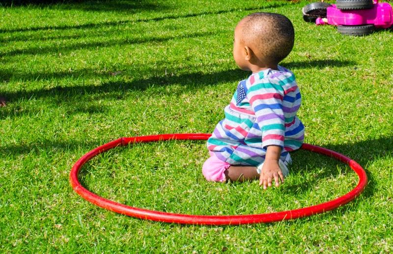 Red Hula Hoop