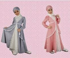 Koleksi Model Baju Batik Muslim Anak Terbaik