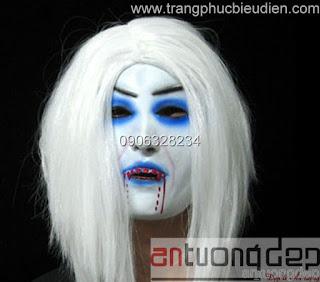 bán mặt nạ hallowene