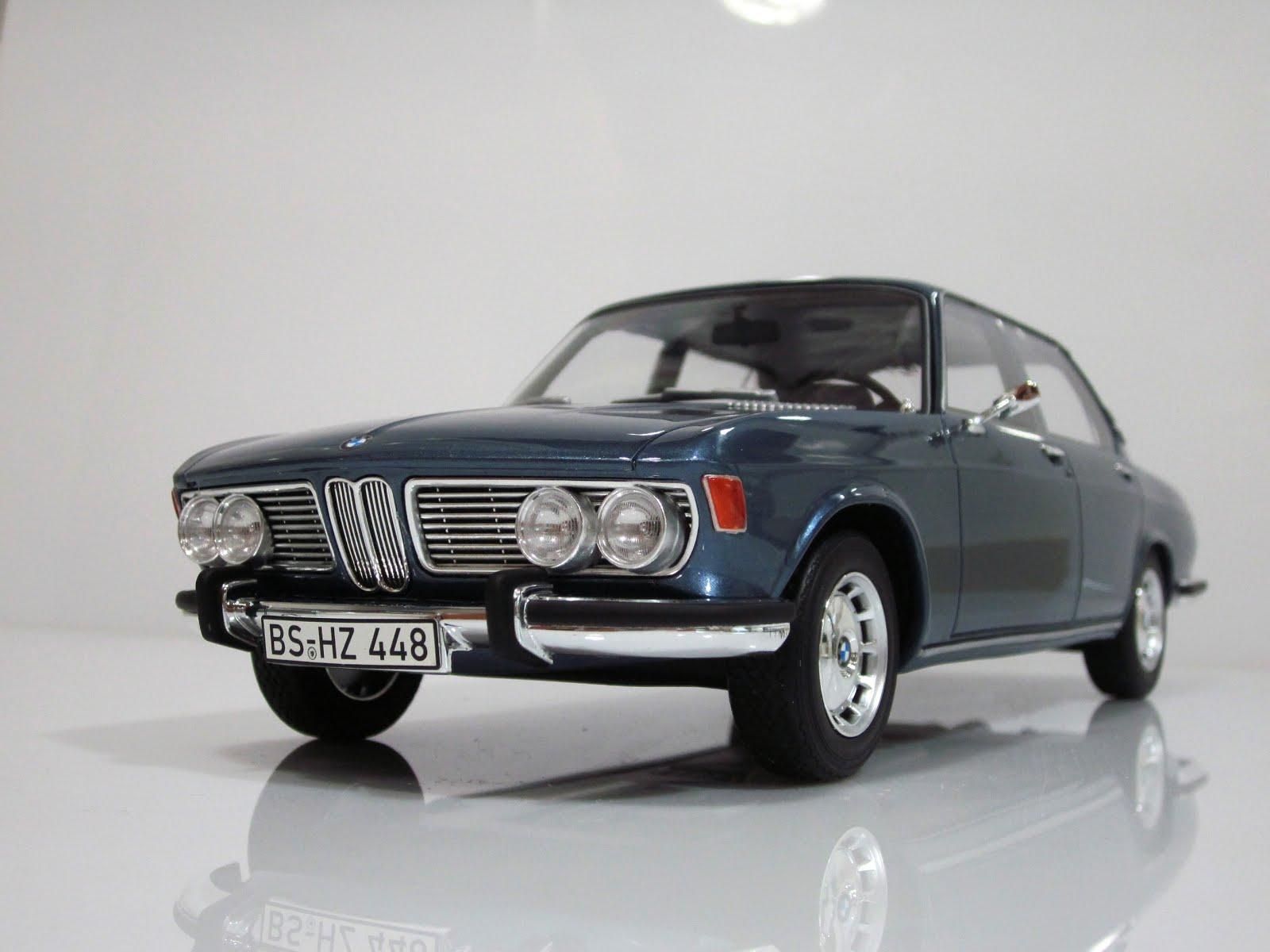 BMW 2500 [E3] - 1969 - BoS Models