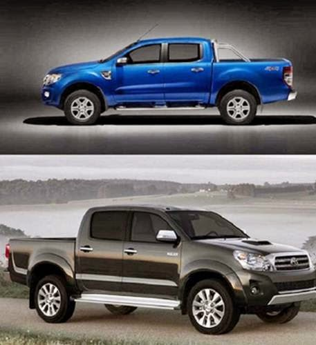 2015 Toyota Hilux Vs 2015 Ford Ranger Reputation