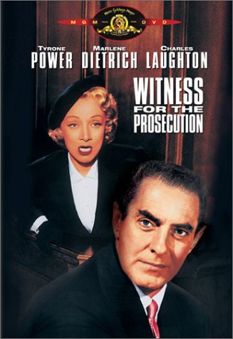 ¶wiadek oskar¿enia / Witness for the Prosecution (1957) PL.DVDRip.XviD.AC3-PiratesZone / Lektor PL