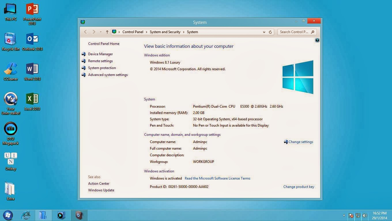 Windows xp dark edition v.7